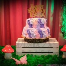 Enchanted Garden Birthday Party