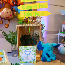 Sarsie's Parties Childrens' Celebrations - Party Shoppe - Balloon Decorations, Bay Area Party Planner & Party Coordinator