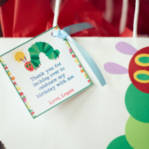 Caterpillar themed 1st Birthday Party Decor
