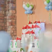 Caterpillar themed 1st Birthday Party Decor 58