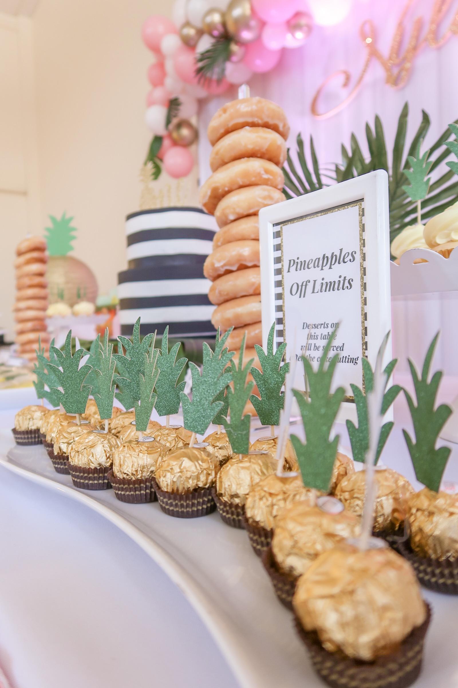 Sarsie's Parties 07-21-19 Pineapple Party